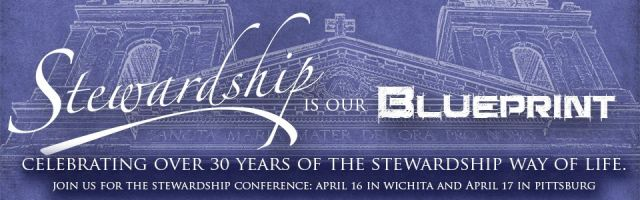 Stewardship is our blueprint way of life April 16.17